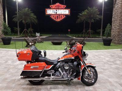2012 Harley-Davidson CVO LIMITED