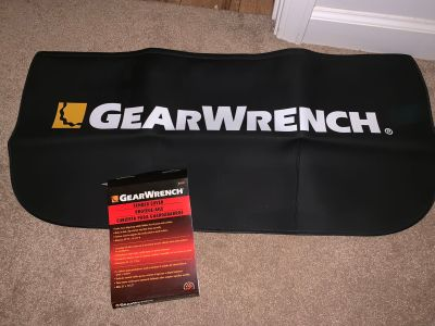 Gear wrench fender cover