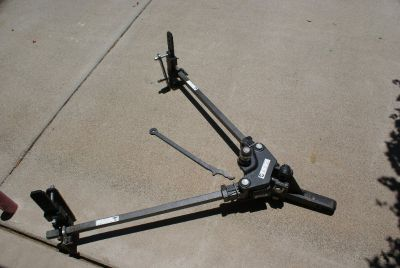 RV Trailer Hitch with sway control