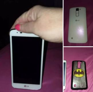 LG Styles and Batman Case few months old unlocked for any service