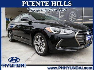 2017 Hyundai Elantra (Black Diamond)