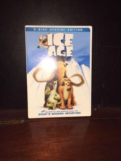 ICE AGE 2DISC SPECIAL EDITION
