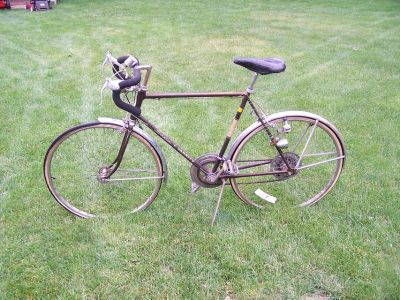 "Schwinn Continental ""1970"" 10 speed bicycle"