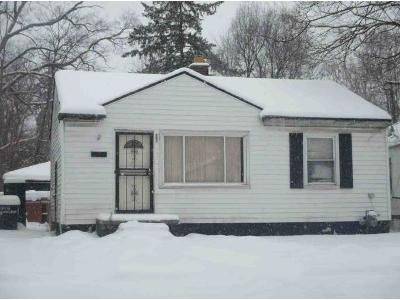 2 Bed 1 Bath Foreclosure Property in Detroit, MI 48235 - Harlow St