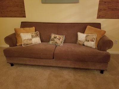 Moving Out State Sale. 6 month New Sofa