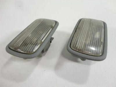 Find 97 Accord Rear Left+Right Interior Door Panel Courtesy Light Lamps Pair Dr motorcycle in North Fort Myers, Florida, United States, for US $12.99