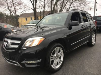 2014 Mercedes-Benz GLK 350 AWD