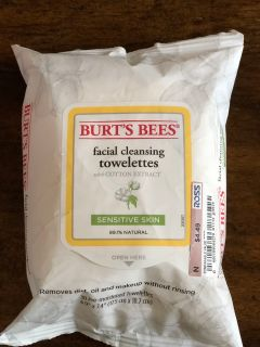 Burt s Bees Facial Cleansing Towelettes