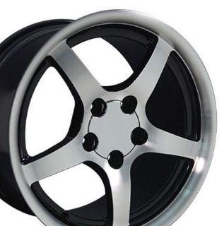 "Sell 18"" Rims Fit Camaro Corvette C5 Deep Dish Wheel SET B1W motorcycle in Sarasota, Florida, United States, for US $477.00"