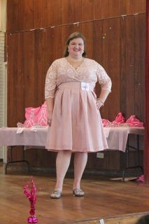 Homecoming/pageant dress size 20