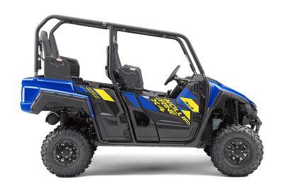 2019 Yamaha Wolverine X4 SE Sport-Utility Utility Vehicles Janesville, WI