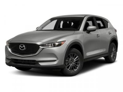 2017 Mazda CX-5 Touring (Soul Red Crystal Metallic)