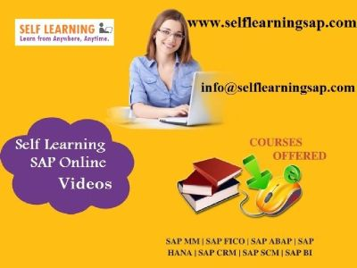 We have the training solutions for the modules like SAP SD, CRM, QM, FIORI , BPC10 , HANA S4 simple