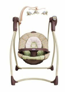 Neutral Graco Swing