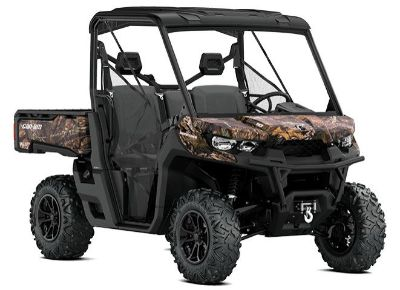 2018 Can-Am Defender XT HD8 Side x Side Utility Vehicles Bennington, VT