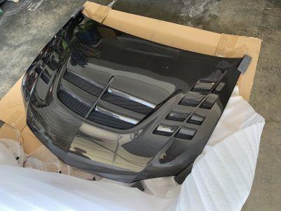 VIS Racing Carbon Fiber Hood Evo 8/9