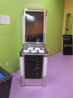 Neon FM Music Rhythm Video Arcade Game RTR#7043014-02