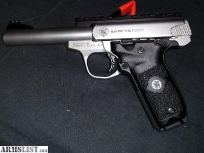 For Sale/Trade: Smith & Wesson Victory S22LR