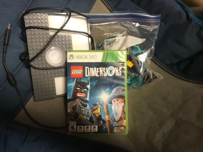 Almost Brand new LEGO dimensions games