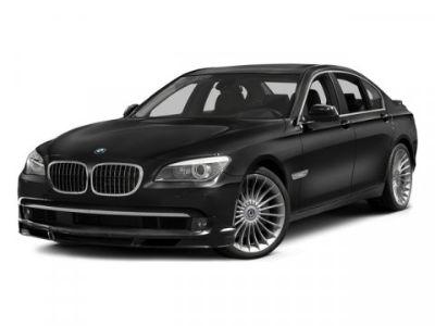 2015 BMW MDX 750Li xDrive (Black)