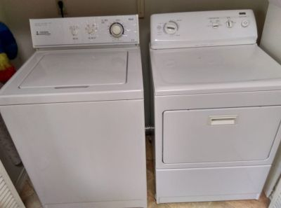 Washer and Dryer Machine