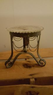 Antique candy dish