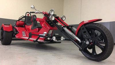 2017 CONQUEST TRIKES SPARTAN Trikes Motorcycles Clearwater, FL