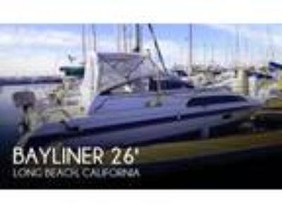 Bayliner - 2655 Sunbridge
