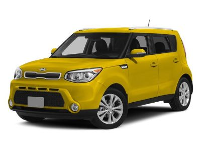 2014 Kia Soul Base (Titanium Gray)