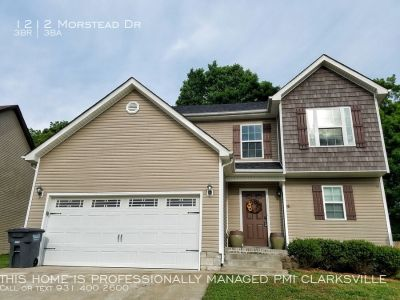 2 Story Home With Backyard Perfect For Entertaining.