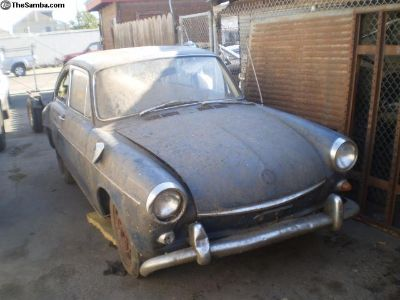 1969 Fastback automatic parting out original paint