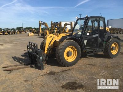 2009 Cat TH407 Telehandler
