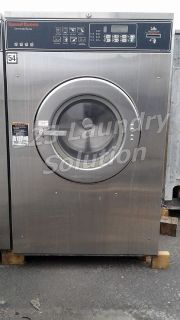 Fair Condition Speed Queen Commercial Front Load Washer Card Reader 35LB 1PH SC35NR2YN40001