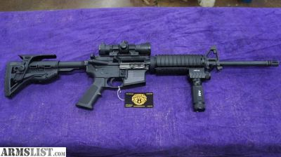 For Sale: Smith & Wesson M&P 15 AR-15 Semi-Automatic Rifle in 5.56x45mm