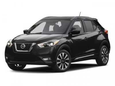 2018 Nissan Kicks SV FWD (Deep Blue Pearl/Fresh Powder)