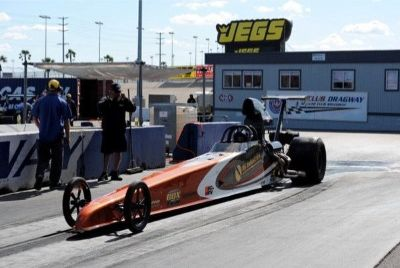 Top Dragster w/Reher Morrison Motor
