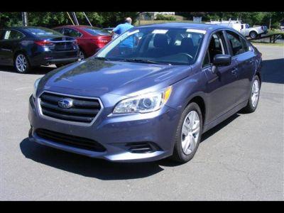 2015 Subaru Legacy 2.5i (Lapis Blue Pearl)