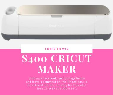Cricut Maker Machine Giveaway Explore Die Cut