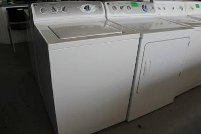 $549, Cheap Appliances GE Washer  Electric Dryer