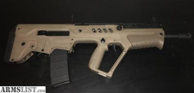 For Sale/Trade: I.W.I. Tavor SAR-16FDE