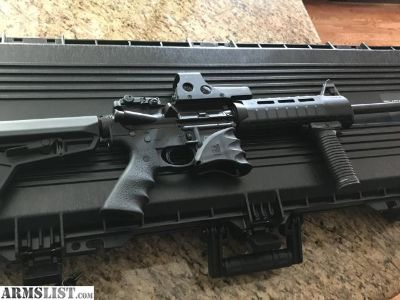 For Sale/Trade: Smith & Wesson M&P Sport ll w/ EoTech Holographic Sight