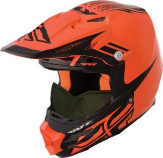 Find 2014 Fly Racing F2 Carbon Snow Helmet Orange Black Dubstep Snowmobile motorcycle in Lee's Summit, Missouri, US, for US $269.95