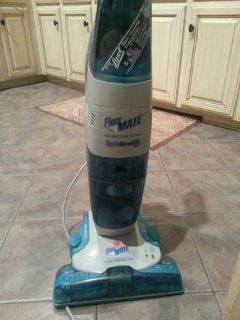 Hoover Floor mate Spin Scrub