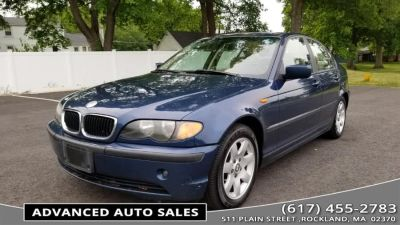2004 BMW 3-Series 325i (blue)