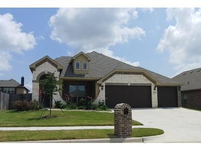 Preforeclosure Property in Crowley, TX 76036 - Panchasarp Dr