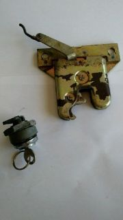 Find 1964-1965 Lincoln Continental Sedan Trunk Lock w/Latch & Key motorcycle in Yucca Valley, California, United States, for US $375.00