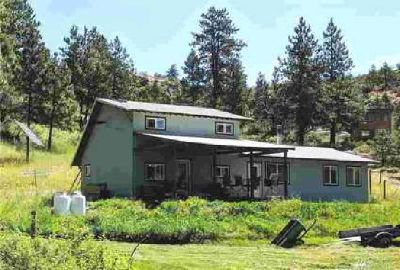 2352-R Cameron Lake Rd Okanogan Two BR, OFF-GRID custom home on