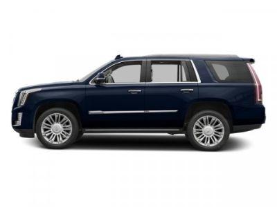 2018 Cadillac Escalade Platinum (Dark Adriatic Blue Metallic)