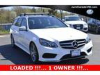 used 2016 Mercedes-Benz E-Class Wagon for sale.