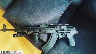 For Sale/Trade: Romanian WASR 10 AK47